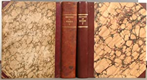 The History, Antiquities, and Topography of the County of Sussex (2 vols): Horsfield, Thomas Walker