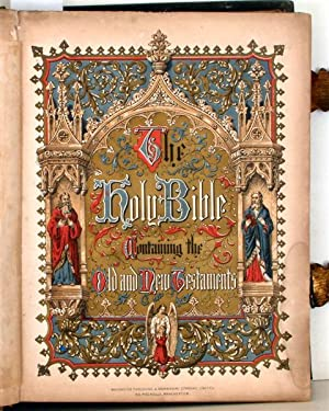 The Illustrated Family Bible Containing The Old: Brown, Rev. John