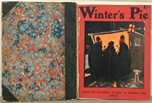 Winter's Pie Being the Christmas Number of 'printers' pie': Spottiswoode, W. ...