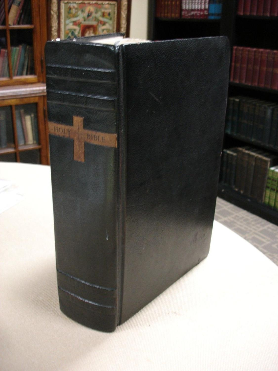 1588 Folio Bishops Bible - Holy Bible