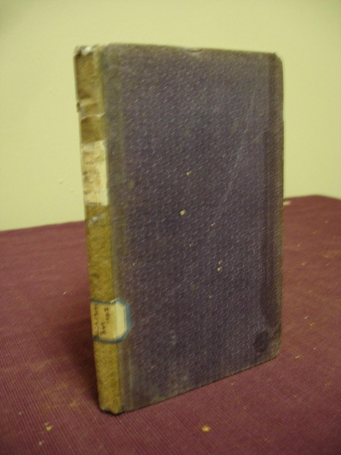 1842 Bengali Translation of the Books of Isaiah and Daniel - First Edition