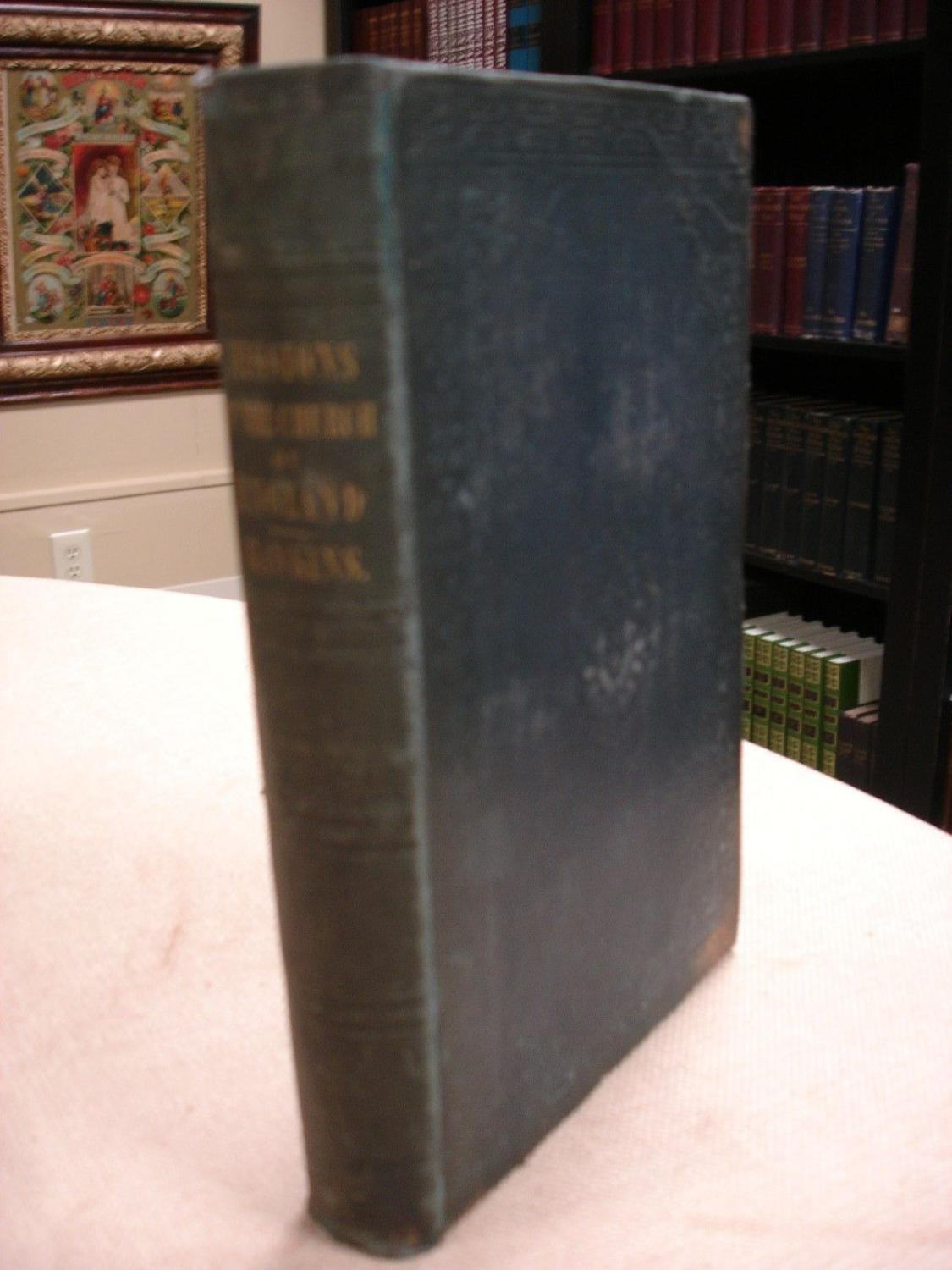 1845 - Historical Notices of the Missions of the Church of England - Signed