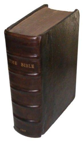 1611 Geneva Bible Book of Psalms in