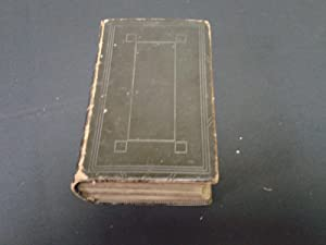 1857 Bible, KJV (CIVIL WAR BIBLE) to