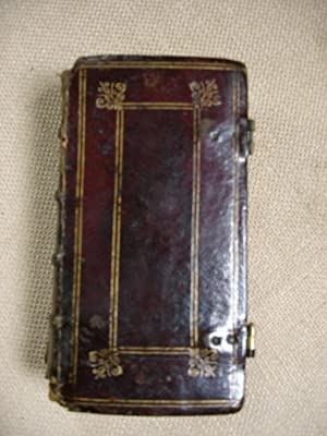 1668 French Bible - New Testament