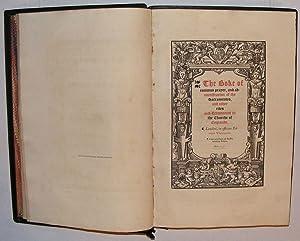 1844 Book Of Common Prayer William Pickering, Exquisite Fine Binding