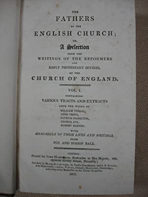The Fathers of English Church (7 of 8 Volumes) - 1807
