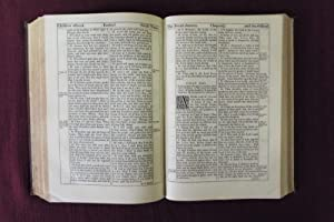 1611/1911 Bible KJV Exact Reprint of Roman Type