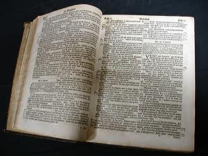 1739 NT, Dutch Bible Volume 2 of a 2 Volume Set