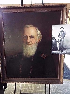 Civil War General R.W. Johnson -Large Original
