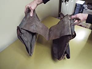 Civil War Chaplain Saddle-bags - Methodist Circuit