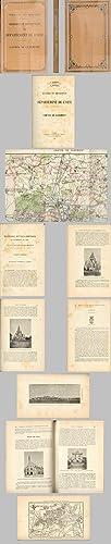 HISTOIRE ET DESCRIPTION DU DEPARTEMENT DE L'OISE. CANTON DE CLERMONT: DEBAUVE (A.), ROUSSEL (E.)