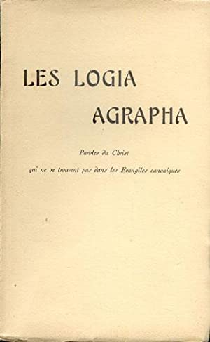 LES LOGIA AGRAPHA: BESSON (Eric)