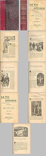 LA VIE LITTÉRAIRE. Petit Magazine Illustré Bi-Hebdomadaire.