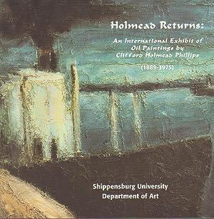 Holmead Returns: An International Exhibit of Oil: Patricia A. Mateya