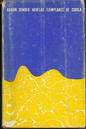 Novelas ejemplares de Cibola: Ramon Sender