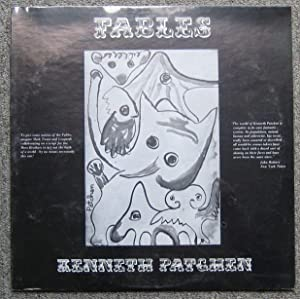 Fables [phonograph record]: Patchen, Kenneth
