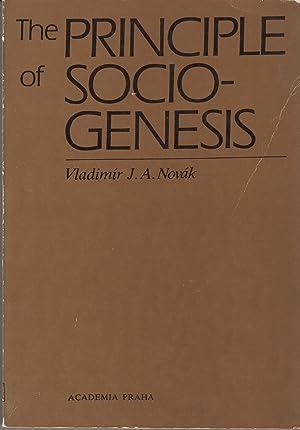 The Principle of Sociogenesis: Novak, Vladimir J. A.