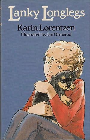 Lanky Longlegs: Lorentzen, Karin (illus