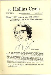 """Flannery O'Connor, Sin, and Grace: """"Everything that: Sulivan, Walter"""