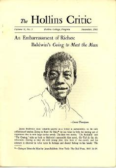 An Embarrassment of Riches: Baldwin's 'Going to: Moore, John Rees
