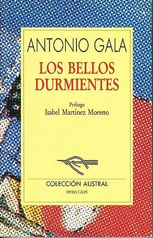 Los bellos durmientes: Gala, Antonio (prólogo