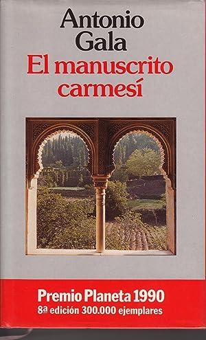 El manuscrito carmesí: Antonio Gala
