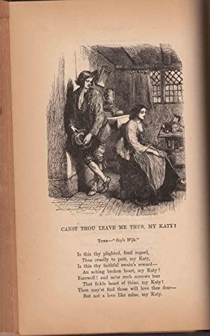 The Illustrated Family Burns with an Original: Robert Burns
