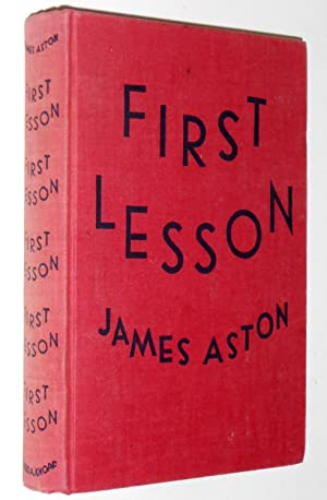First Lesson: James Aston (T.H.