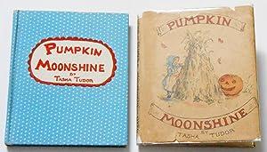 Pumpkin Moonshine: Tasha Tudor