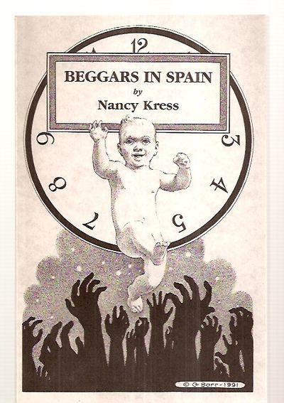 Beggars In Spain Axolotl Press Series Book 18 By Kress border=