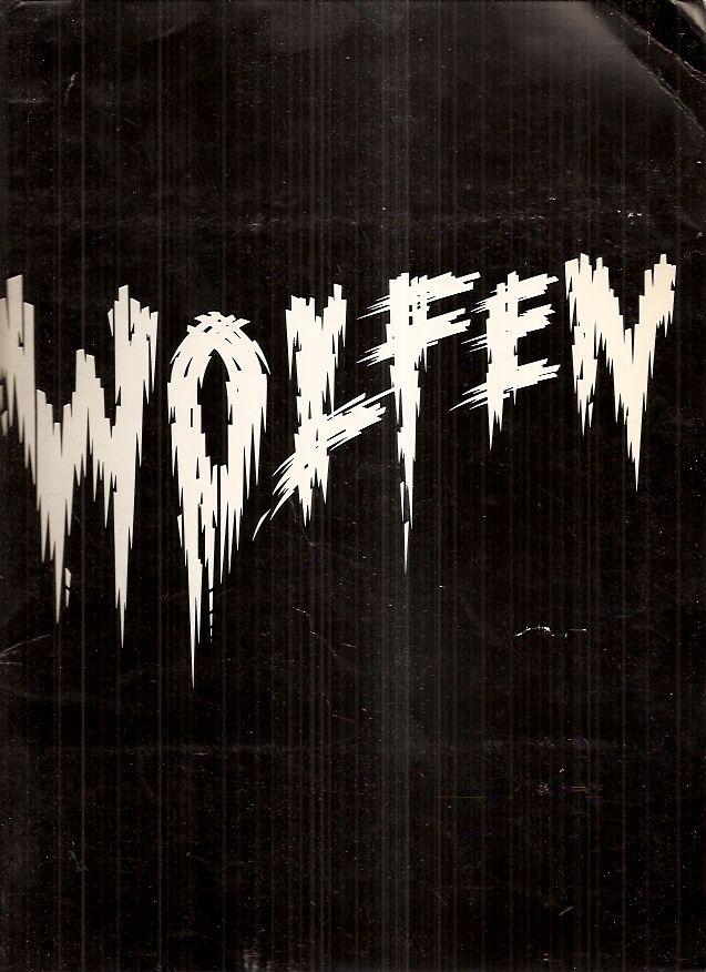 WOLFEN (Movie Press Kit) Very Good