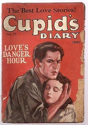CUPID'S DIARY NO. 75 NOVEMBER 18, 1925: Cupid's Diary) [Flavia