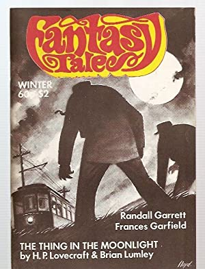 FANTASY TALES: A MAGAZINE OF THE WEIRD AND UNUSUAL WINTER 1979 VOLUME 3 NUMBER 5