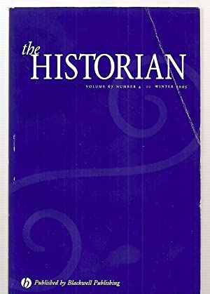 THE HISTORIAN VOLUME 67, NUMBER 4 WINTER: The Historian) Paul,
