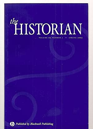 THE HISTORIAN VOLUME 67, NUMBER 1 SPRING: The Historian) Paul,