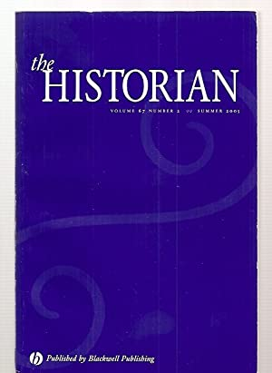 THE HISTORIAN VOLUME 67, NUMBER 2 SUMMER: The Historian) Paul,