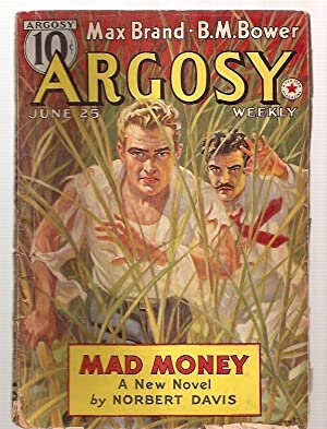 ARGOSY JUNE 25, 1938 VOLUME 282 NUMBER 5