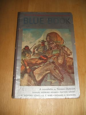 BLUE BOOK [BLUEBOOK] MAGAZINE JANUARY 1940 VOL.: Blue Book Magazine)