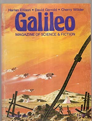 GALILEO [MAGAZINE OF SCIENCE & FICTION] NUMBER: Galileo) [edited by