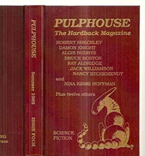 PULPHOUSE: THE HARDBACK MAGAZINE: ISSUE FOUR [4]: Rusch, Kristine Kathryn