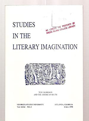 STUDIES IN THE LITERARY IMAGINATION VOLUME XXXI: Studies in the