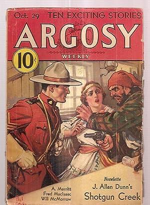 ARGOSY OCTOBER 29, 1932 VOLUME 233 NUMBER: Argosy) [cover by