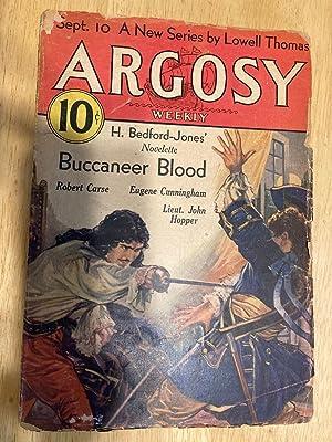 ARGOSY SEPTEMBER 10, 1932 VOLUME 232 NUMBER: Argosy) [cover by