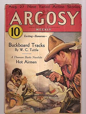 ARGOSY AUGUST 27, 1932 VOLUME 232 NUMBER: Argosy) [cover by