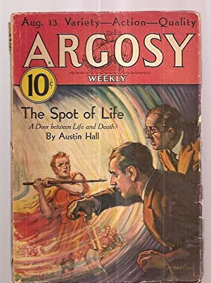 ARGOSY AUGUST 13, 1932 VOLUME 231 NUMBER: Argosy) [cover by