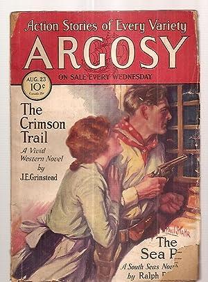 ARGOSY AUGUST 23, 1930 VOLUME 214 NUMBER: Argosy) [cover by
