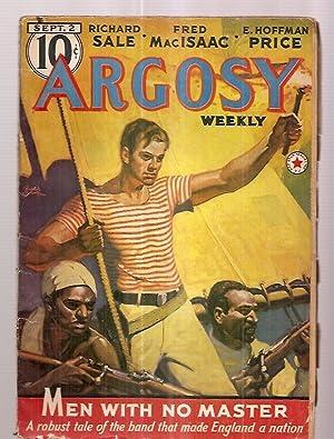 Argosy September 2, 1939 Volume 293 Number: Argosy) [cover by