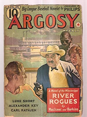 Argosy August 26, 1939 Volume 292 Number: Argosy) [cover by