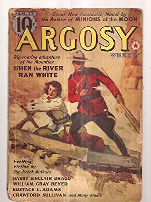 Argosy January 13, 1940 Volume 296 Number: Argosy) [cover by